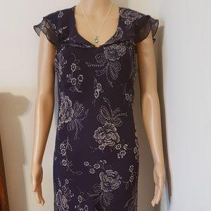 Chadwicks Silk Dress